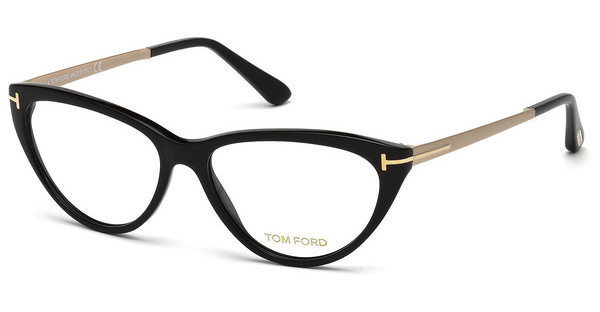 Tom Ford FT5354 001 schwarz glanz