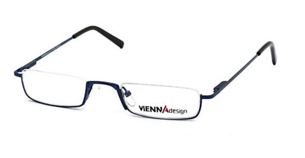 Vienna Design UN385 02 semimatt dark blue