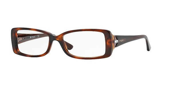 Vogue VO2807B 1553 LIGHT HAVANA