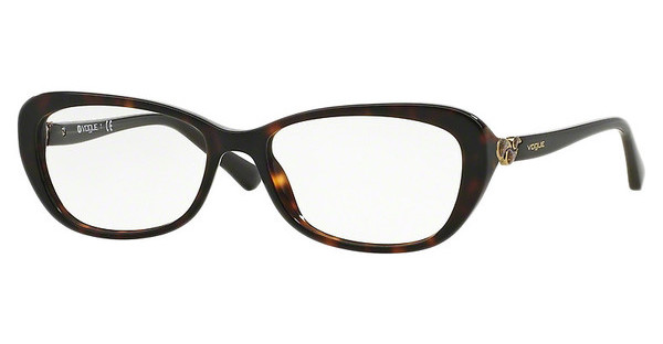 Vogue VO2909 W656 DARK HAVANA