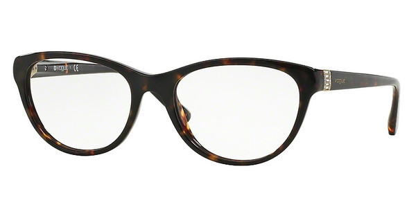 Vogue VO2938B W656 DARK HAVANA