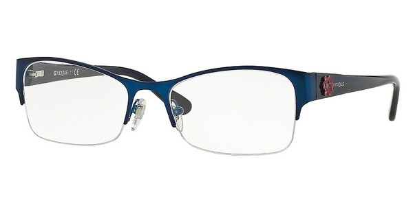 Vogue VO3974 964S MATTE BRUSHED BLUE