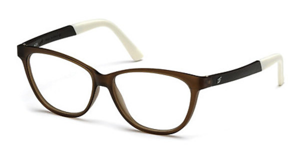 Web Eyewear WE5189 049 braun dunkel matt