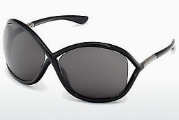 Óculos de marca Tom Ford Whitney (FT0009 199) - Preto, Shiny