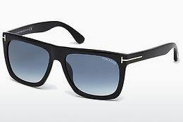 Óculos de marca Tom Ford Morgan (FT0513 01W) - Preto, Shiny