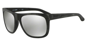 Arnette AN4143 23506G LIGHT GREY MIRROR SILVERMATTE SILVERY BLACK