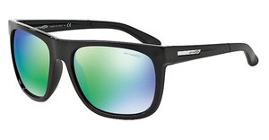 Arnette AN4143 41/3R GRAY MIRROR GREENBLACK