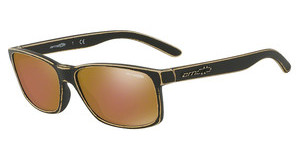 Arnette AN4185 23627D MIRROR GOLDMATTE STONE WASHED GOLD
