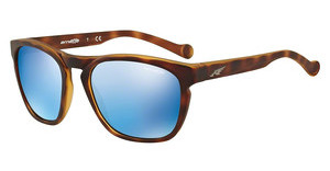 Arnette AN4203 215255 BLUE MIRROR BLUEFUZZY HAVANA