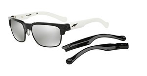 Arnette AN4205 22756G LIGHT GREY MIRROR SILVERBLACK