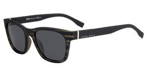 Boss BOSS 0830/S 2Q5/IR GREY BLUEGRYHORNBK