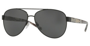 Burberry BE3084 122887 GREYMATTE BLACK