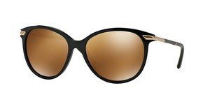 Burberry BE4186 30016H BROWN MIRROR GOLDBLACK