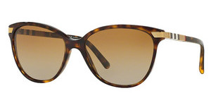 Burberry BE4216 3002T5 POLAR BROWN GRADIENTDARK HAVANA