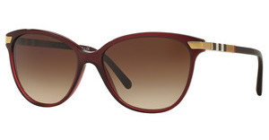 Burberry BE4216 301413 BROWN GRADIENTBORDEAUX