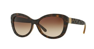 Burberry BE4217 357813 BROWN GRADIENTMATTE DARK HAVANA
