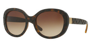 Burberry BE4218 357813 BROWN GRADIENTMATTE DARK HAVANA