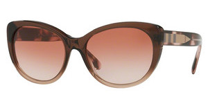 Burberry BE4224 359713 BROWN GRADIENTBROWN GRADIENT PINK