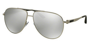 Bvlgari BV5037 400/6G LIGHT GREY MIRROR SILVERMATTE SILVER