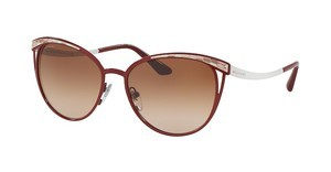 Bvlgari BV6083 201913 BROWN GRADIENTBURGUNDY