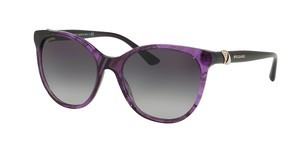 Bvlgari BV8175B 54058G GREY GRADIENTSTRIPED VIOLET