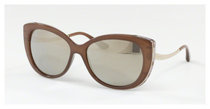 Bvlgari BV8178 11115A LIGHT BROWN MIRROR DARK GOLDTURTLEDOVE
