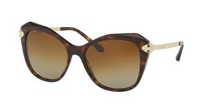 Bvlgari BV8187KB 5193T5 POLAR BROWN GRADIENTDARK HAVANA