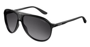 Carrera CARRERA 6015/S D28/IC GREY MS SLVSHN BLACK (GREY MS SLV)