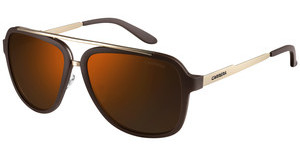 Carrera CARRERA 97/S 99B/LC BROWN GOLD ARBRWN GOLD (BROWN GOLD AR)