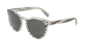 Dolce & Gabbana DG4285 305087 GREYSTIPED BLACK