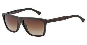 Emporio Armani EA4001 506413 BROWN GRADIENTBROWN RUBBER