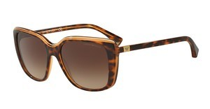 Emporio Armani EA4069 551513 BROWN GRADIENTTOP HAVANA/OPAL HONEY/HONEY TR