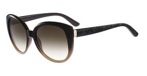 Etro ET602S 216 GRADIENT BROWN