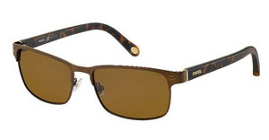 Fossil FOS 3000/P/S HB8/IG BROWN PZBRWN GREY