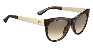 Gucci GG 3739/N/S VJY/JD BROWN SFHVNA GOLD