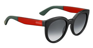 Gucci GG 3810/S VM8/9O DARK GREY SFBLACK RED