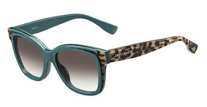 Jimmy Choo BEBI/S PV9/JS BROWN SFANIM BLUE