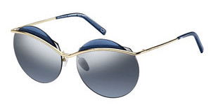 Marc Jacobs MARC 102/S 3YG/J3 GREY SLVSP DEGRLGH GOLD
