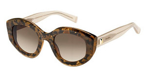 Max Mara MM PRISM II U9H/JD BROWN SFHVNBEINUD