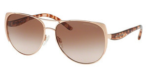 Michael Kors MK1005 115513 BROWN PEACHROSE GOLD