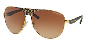Michael Kors MK1006 105713 BROWN GRADIENTBLACK GOLD LEOPARD/BLACK