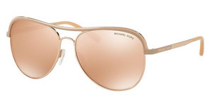 Michael Kors MK1012 1107R1 ROSE GOLD FLASHROSE GOLD/TAUPE