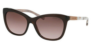Michael Kors MK2020 311714 BROWN GRADIENTDK BROWN PINK MARBLE