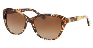 Michael Kors MK2025 316913 BROWN GRADIENTTIGER TORTOISE