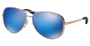 Michael Kors MK5004 100325 BLUE MIRRORROSE GOLD