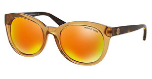 Michael Kors MK6019 30516Q ORANGE MIRRORGLOSSY BROWN TORTOISE
