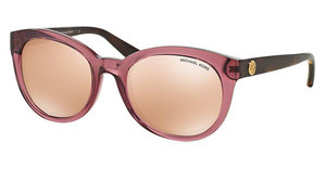 Michael Kors MK6019 3053R1 ROSE GOLD FLASHROSE TRANSPARENT TORTOISE