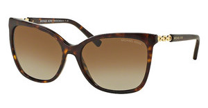 Michael Kors MK6029 3106T5 BROWN GRADIENT POLARIZEDDK TORTOISE/GOLD