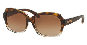 Michael Kors MK6037 312513 BROWN GRADIENTTORTOISE CLEAR