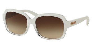 Michael Kors MK6037 312613 SMOKE GRADIENTWHITE CLEAR GRADIENT